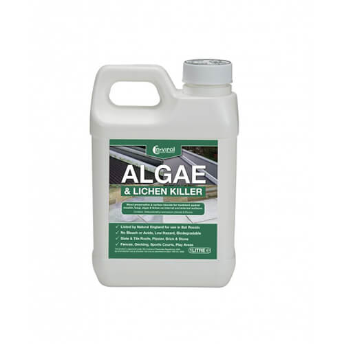 Algae, Lichen & Moss Killer 1L Concentrate