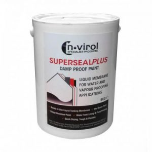 SuperSeal Plus Damp Proof Paint 5kg