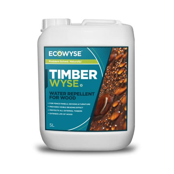 Timberwyse Water Repellent Wood Preserver 5ltr Property